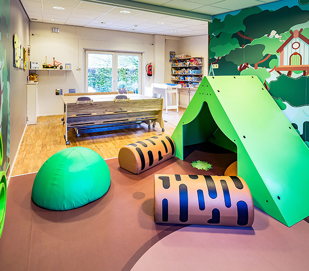 Play area day care centres | IKC