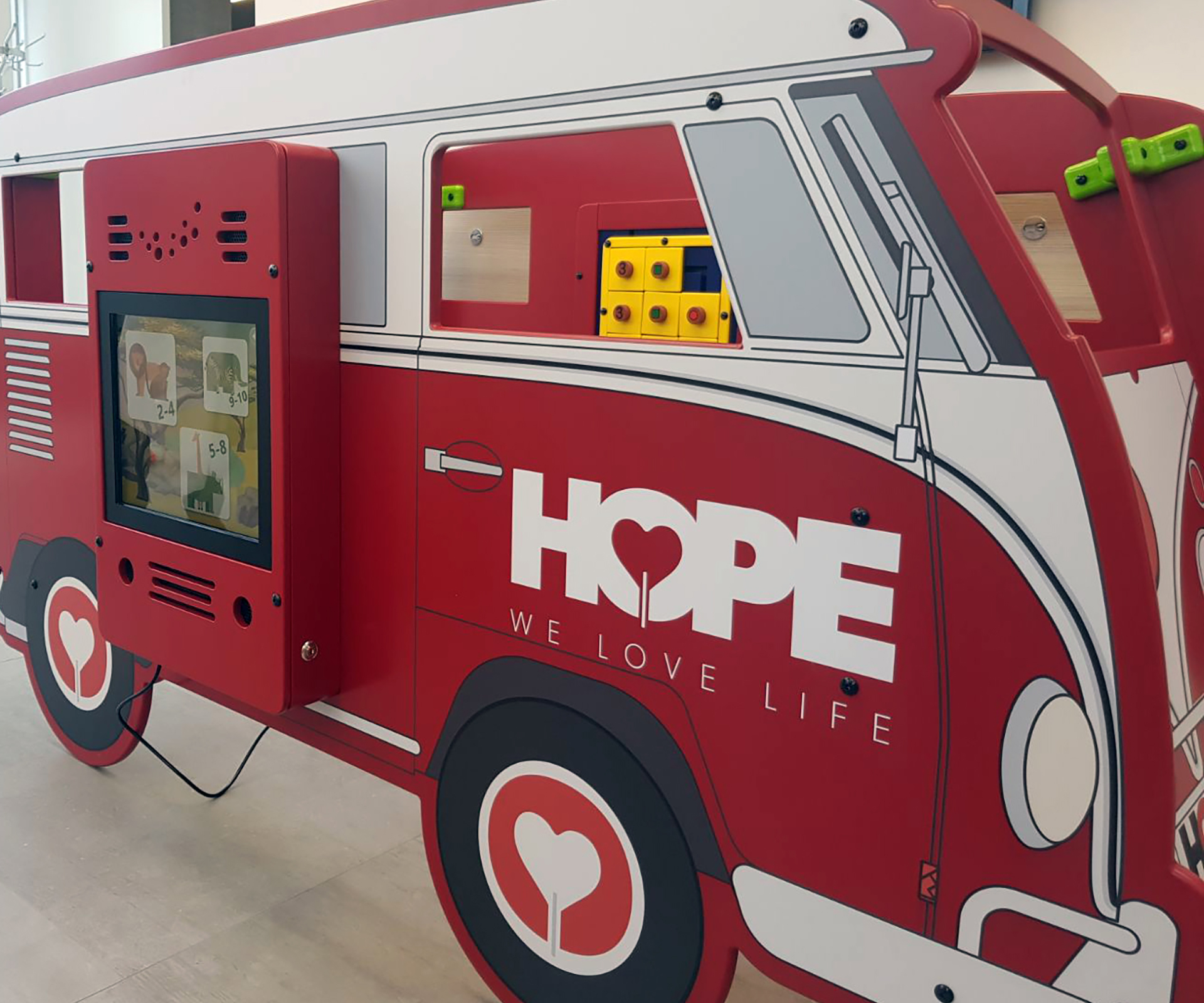 Hope Benefiet concept | IKC