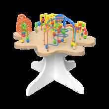 Spelenderwijs de fijne motoriek verbeteren met de kralentafel   IKC educatief speelsysteem kinderhoek