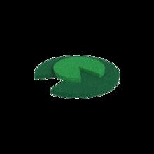 Diverse speelvloer elementen waterlelie| EPDM vloer